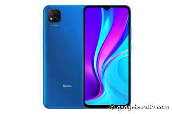 Redmi 9 to Go on Sale in India Today via Amazon, Mi.com at 12 Noon: Price, Specifications