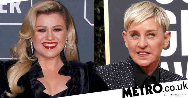 Kelly Clarkson's 'genuine kindness' could help her dethrone talk show queen Ellen DeGeneres, expert says