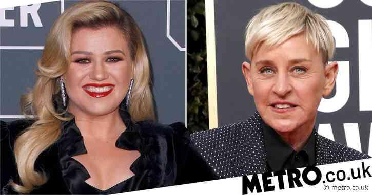 Kelly Clarkson's 'genuine kindness' could help her dethrone talk show queen Ellen DeGeneres, expert says