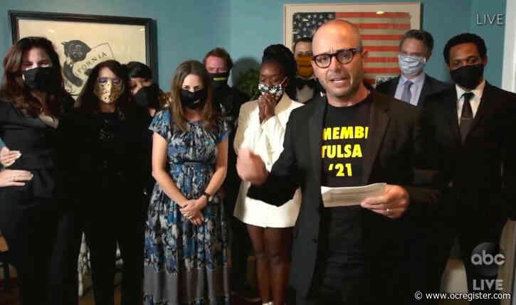 Emmys 2020: 'Watchmen' awarded four Emmys as winners talk politics, race, history