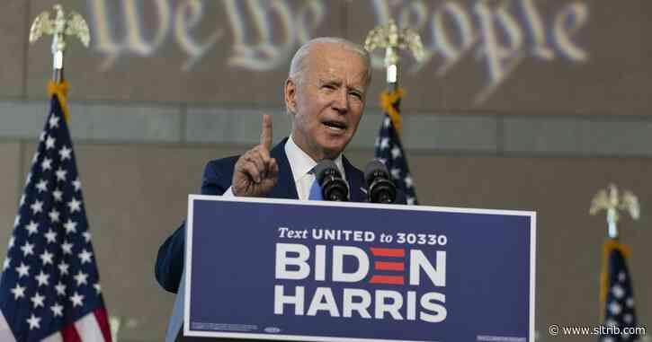 Biden urges GOP senators to hold off on nominating new Supreme Court justice
