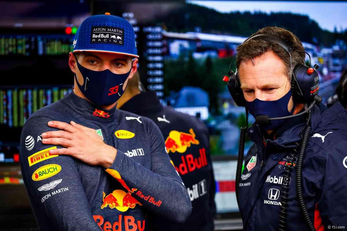 Red Bull to give Verstappen lowdown on Honda before Sochi - F1i.com