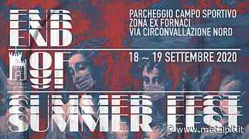 END OF SUMMER FEST 2020: a Montagnana (PD) il 18 e 19 settembre - MetalPit