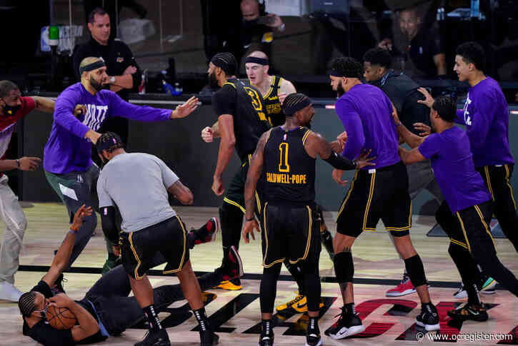 LeBron James: AD's game winner 'would have blew the roof off of Staples Center'