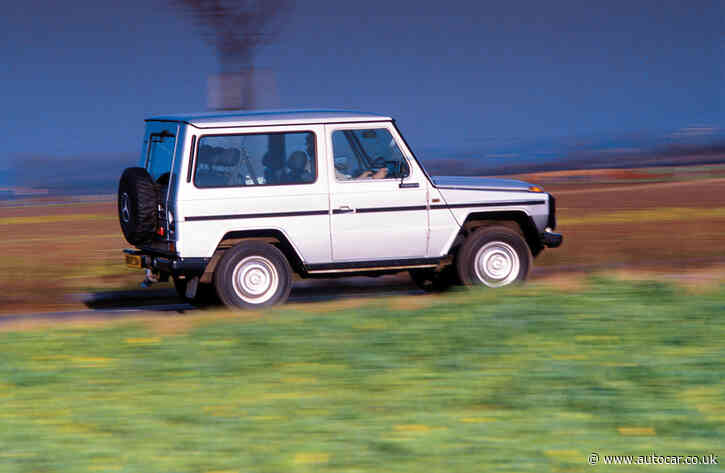 Used car buying guide: Mercedes G-Class