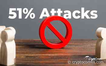 Ethereum Classic (ETC) Finally Proposes Instrument to Prevent 51% Attacks - CryptoComes
