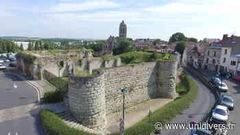 Promenade médiévale Château de Beaumont-sur-Oise samedi 19 septembre 2020 - unidivers.fr