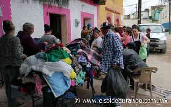 Maestros de Telesecundarias llevan apoyo a vecinos de Coneto de Comonfort - El Sol de Durango