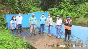 Mejorarán calidad del agua de comunidades rurales de Madre de Dios - Radio Madre de Dios