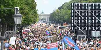 Corona-Demo in Konstanz findet trotz Berlin-Eskalation wohl statt - Nau.ch