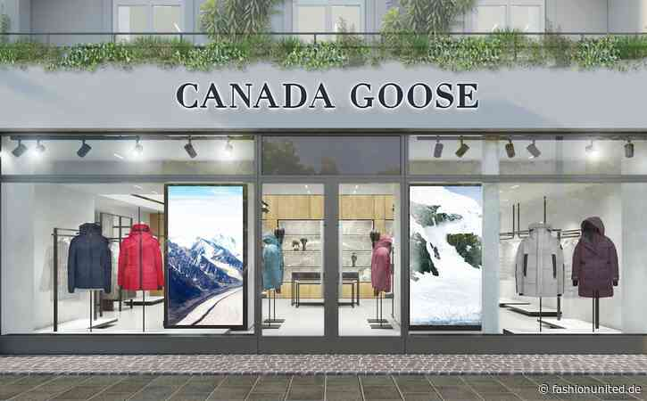 Canada Goose eröffnet ersten deutschen Flagship-Store in Berlin