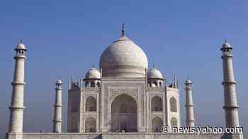 No crowds as Taj Mahal opens after longest shutdown