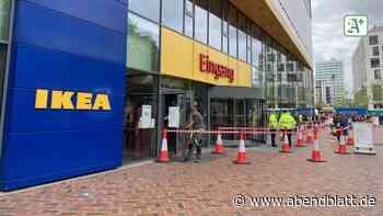 Newsblog für Norddeutschland: Hamburgs Ikea-Filialen bieten Einlass-Tickets im Internet