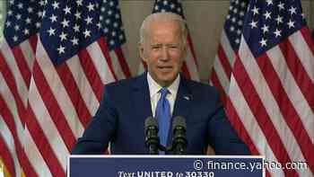 Biden Asks Republicans to 'Follow Your Conscience'