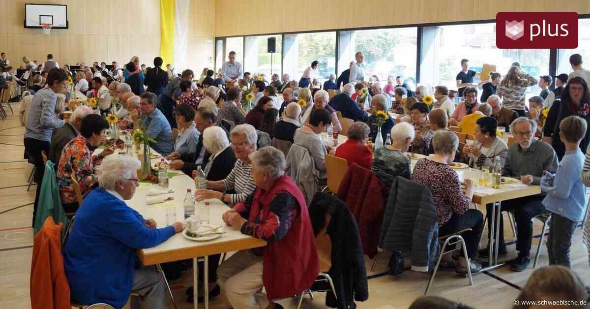 Beim Kirchweihfest in Meckenbeuren entfällt das Feiern in der Halle - Schwäbische