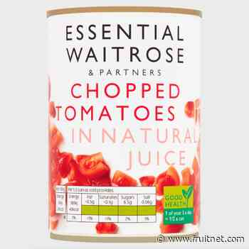 Waitrose ends multibuy shrinkwrap on tins