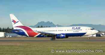 Flair Airlines fall seat sale will have you flying from Kelowna to Vancouver for less than $40 - KamloopsBCNow