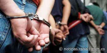 Tatequieto a «Los Masajistas», extorsionistas de presos en la cárcel de Guaduas - Canal 1