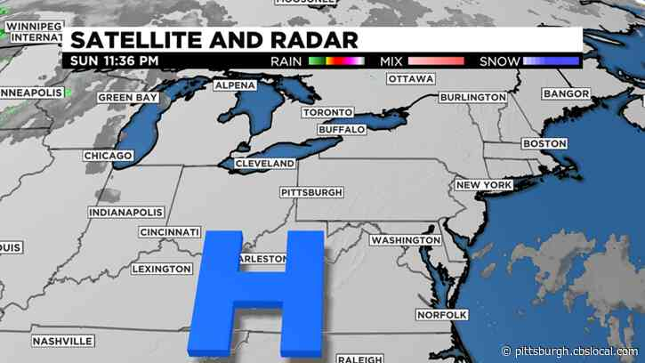 Pittsburgh Weather: Cool Weather Continues, Haze From West Coast Fires To Return