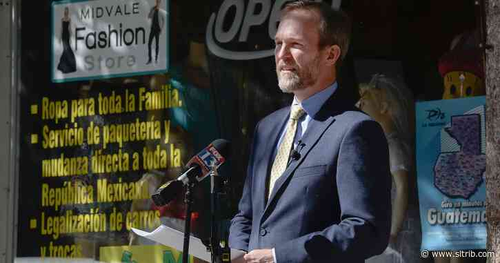 Letter: Rep. Ben McAdams puts party before people