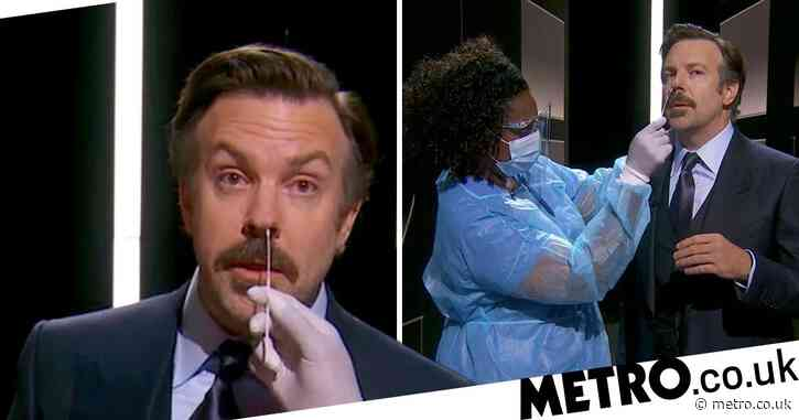 Emmys 2020: Jason Sudeikis gets Covid test while presenting live