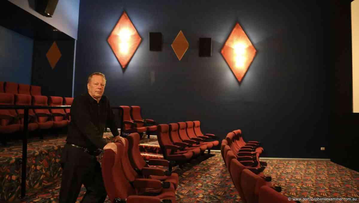 Raymond Terrace businesses like Scotty's Cinema Centre, Sir Francis Drake Motel feeling the COVID pinch - portstephensexaminer.com.au