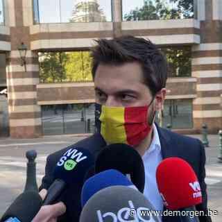 ▶ Bouchez: 'Ik ben niet de oorzaak van deze crisis'