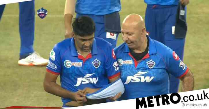 Delhi Capitals captain Shreyas Iyer plays down Ravi Ashwin injury after Kings XI Punjab victory at IPL 2020