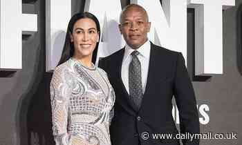 Dr. Dre's estranged wife Nicole Young is accused of 'draining' their company bank account dry