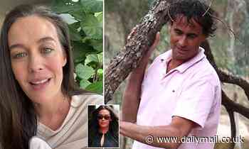 Megan Gale breaks her silence on her brother Jason's death