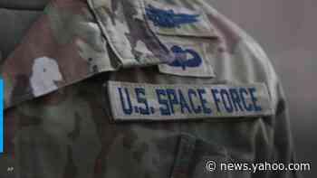 U.S. Space Force deploys troops to the Arabian Desert