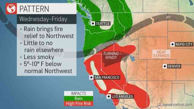 Significant rainfall may be double-edged sword for northwestern US this week