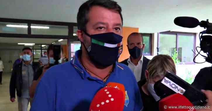 Regionali, Salvini: 'Sfratto al governo? Ho buone sensazioni, ma non userò voto a livello nazionale'