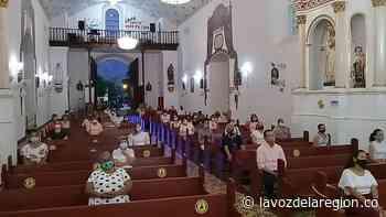 Con todos los protocolos de bioseguridad iglesia católica de Paicol, abrió sus puertas - lavozdelaregion.co
