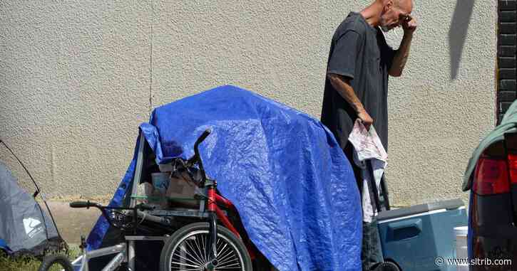 Homeless service providers throughout Utah see spikes in people seeking help as the pandemic wears on