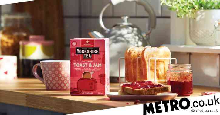 Yorkshire Tea launches toast and jam flavour brew