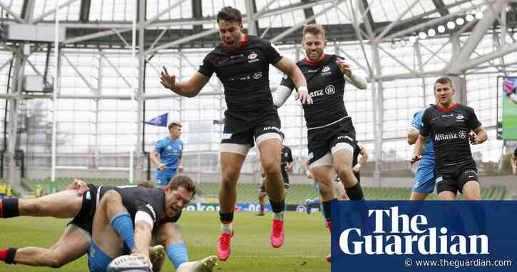 Saracens hail 'special victory' over Leinster to show they are still fighting