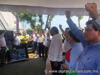 El gobernador Héctor Astudillo supervisa obras realizadas y pendientes en Huitzuco luego del sismo del año pasado - digitalguerrero.com.mx