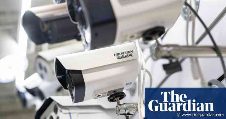 Chinese cameras blacklisted by US being used in UK school toilets