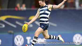 Dangerfield to stay versatile for finals - Port Lincoln Times