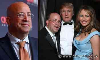 CNN boss Jeff Zucker dismissed Trump as a 'sideshow' in 2015