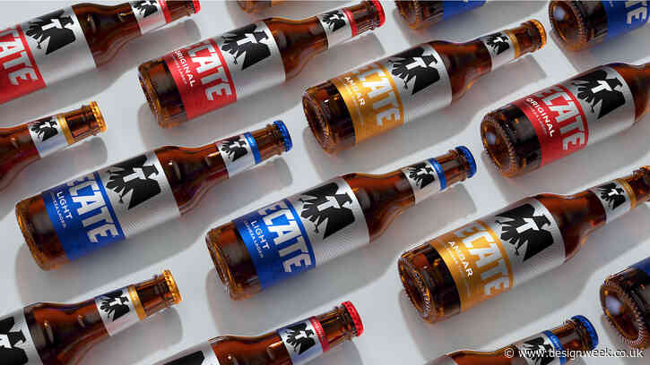 """The new identity for Mexican beer Tecate resists """"macho stereotypes"""""""