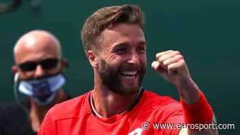 French Open qualifying 2020: Liam Broady through to second round, Tommy Robredo advances - Eurosport - INTERNATIONAL (EN)
