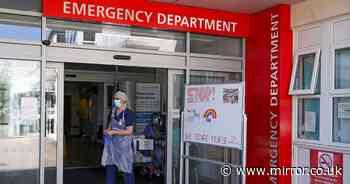 UK coronavirus hospital death toll rises by 12 amid dire warnings of second wave