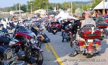 Missouri biker festival draws 125,000 to Lake of Ozarks
