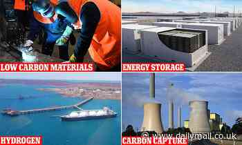 Scott Morrison's $18bn technology spend to slow climate change