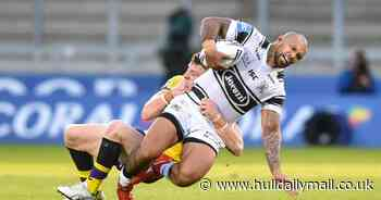 Hull FC forwards sanctioned and cautioned but both avoid bans