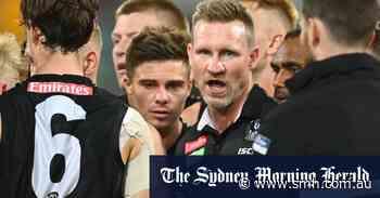 Eagles would be 'pretty confident' facing the Pies: Nathan Buckley