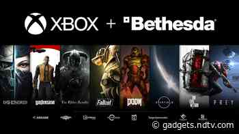 Microsoft Buys Bethesda-Owner ZeniMax for $7.5 Billion