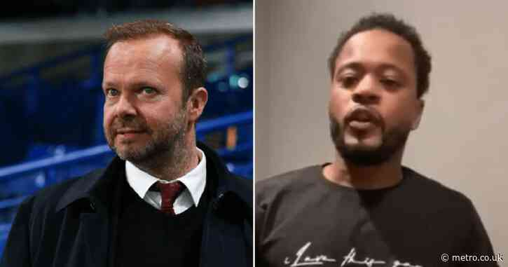 Patrice Evra slams Manchester United's transfer approach and reveals Ed Woodward's major problem